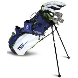 U.S. Kids Tour Series Ts3-57 10 Club Stand Bag Set