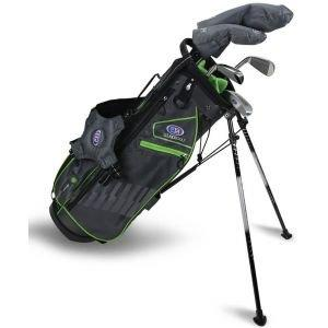 U.S. Kids UL57 5 Club Junior Golf Set Grey/Green Bag 2020