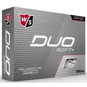 Wilson Duo Soft+ Golf Balls 2020