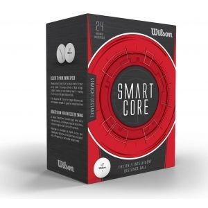 Wilson SmartCore Straight Distance Double Dozen Pack
