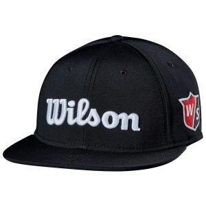 Wilson Tour Flat Brim Golf Hat