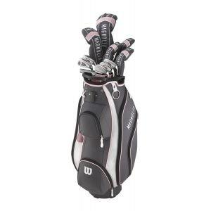 Wilson Womens Magnolia Complete Package Set - Cart Bag