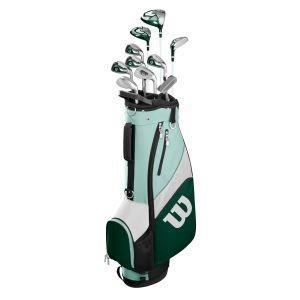 Wilson Womens Profile SGI Complete Golf Set Cart Bag