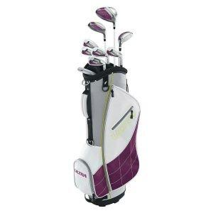 Wilson Womens Ultra 13 Piece Complete Golf Package Set