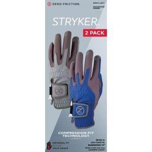 Zero Friction Stryker Golf Glove 2 Pack
