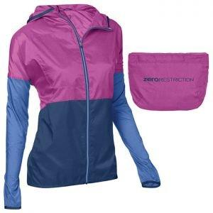 Zero Restriction Womens Bradshaw Golf Wind Jacket