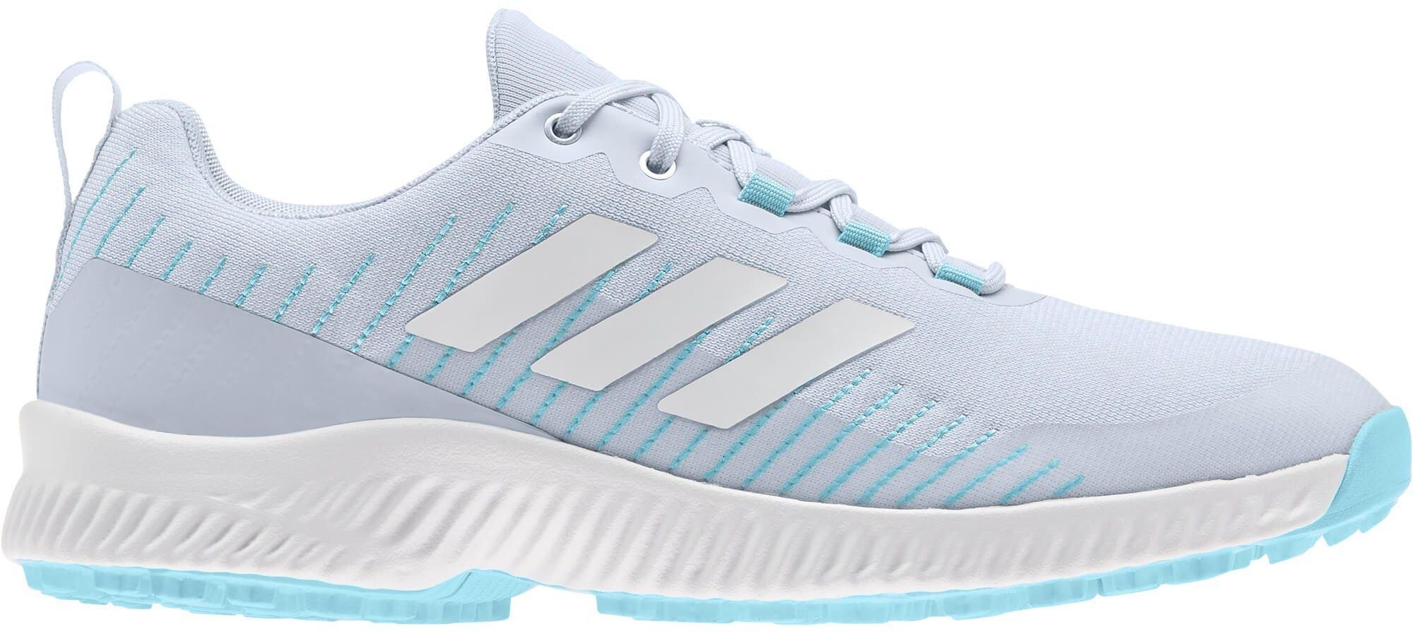 adidas Womens Response Bounce 2.0 SL Golf Shoes 2021 - Blue/White/Sky