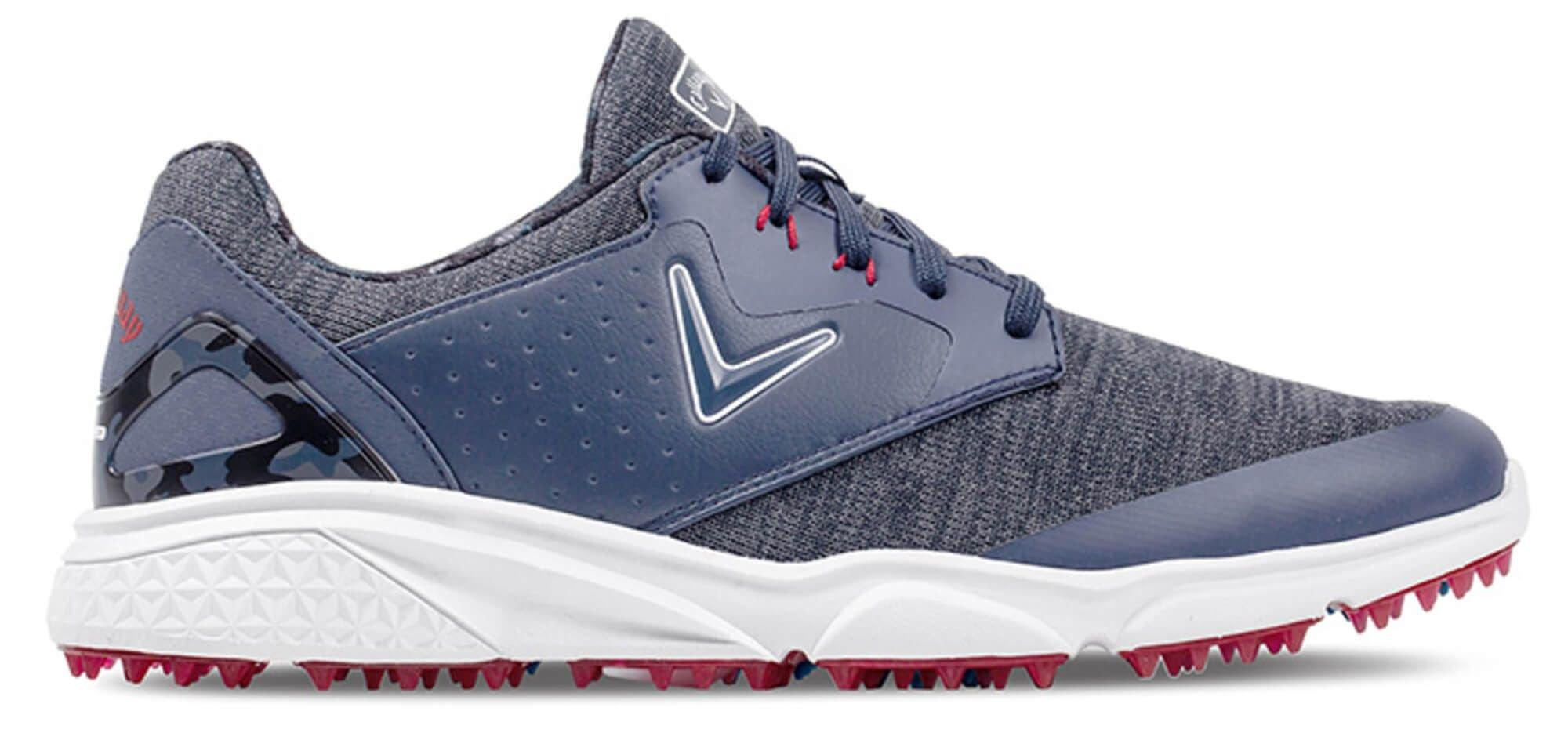 Callaway Coronado V2 SL Golf Shoes 2021 Navy - Carl's Golfland