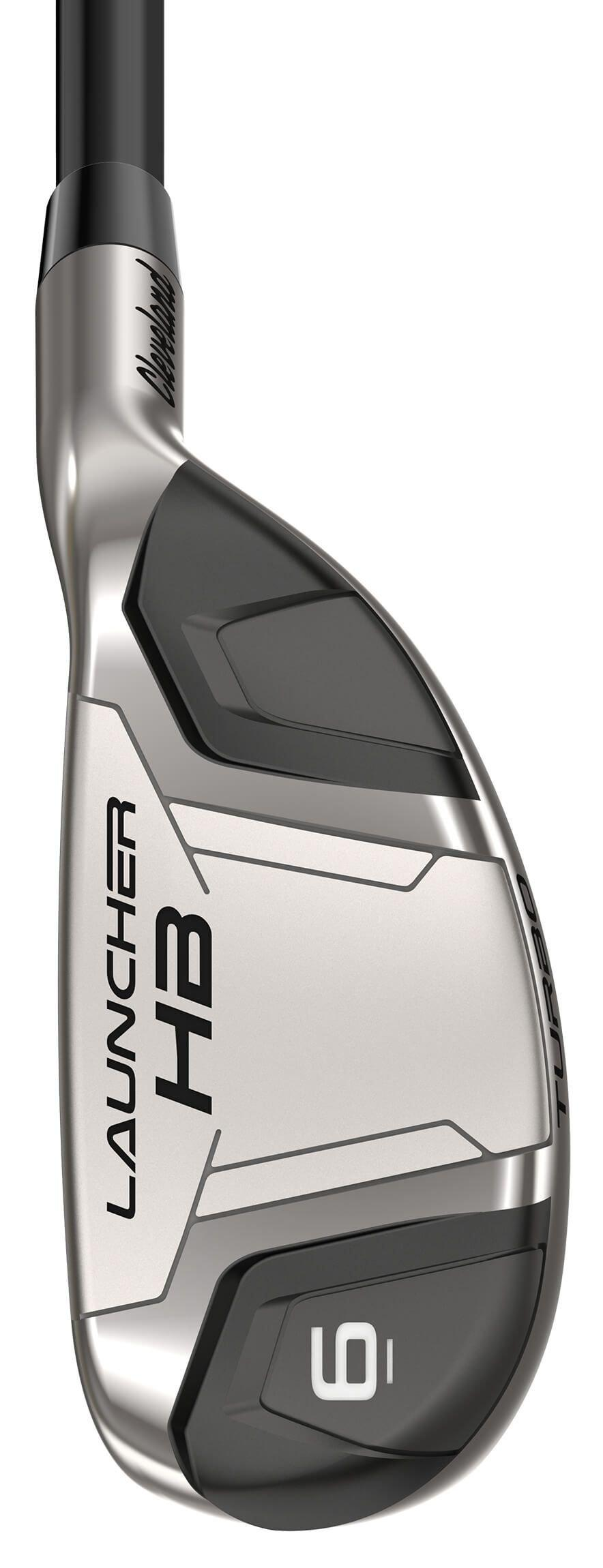 Cleveland Womens Launcher HB Turbo Irons Sole