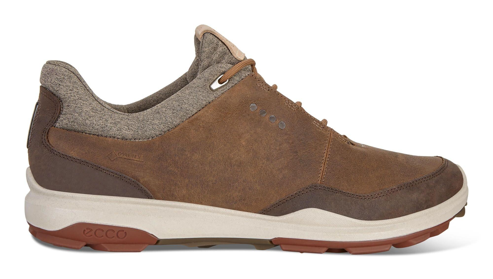 Ecco Biom Hybrid 3 Gtx Golf Shoes Camel Carl S Golfland