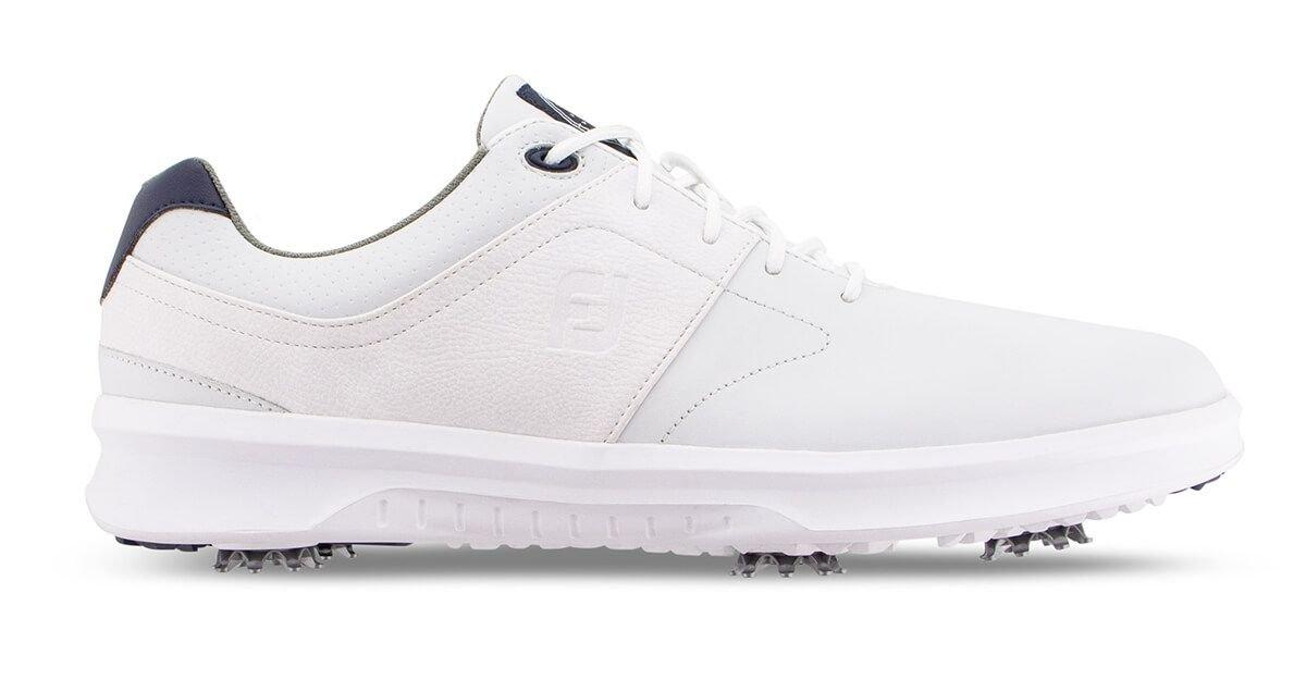 Footjoy Contour Series Golf Shoes 2020 White 54113 Carl S Golfland