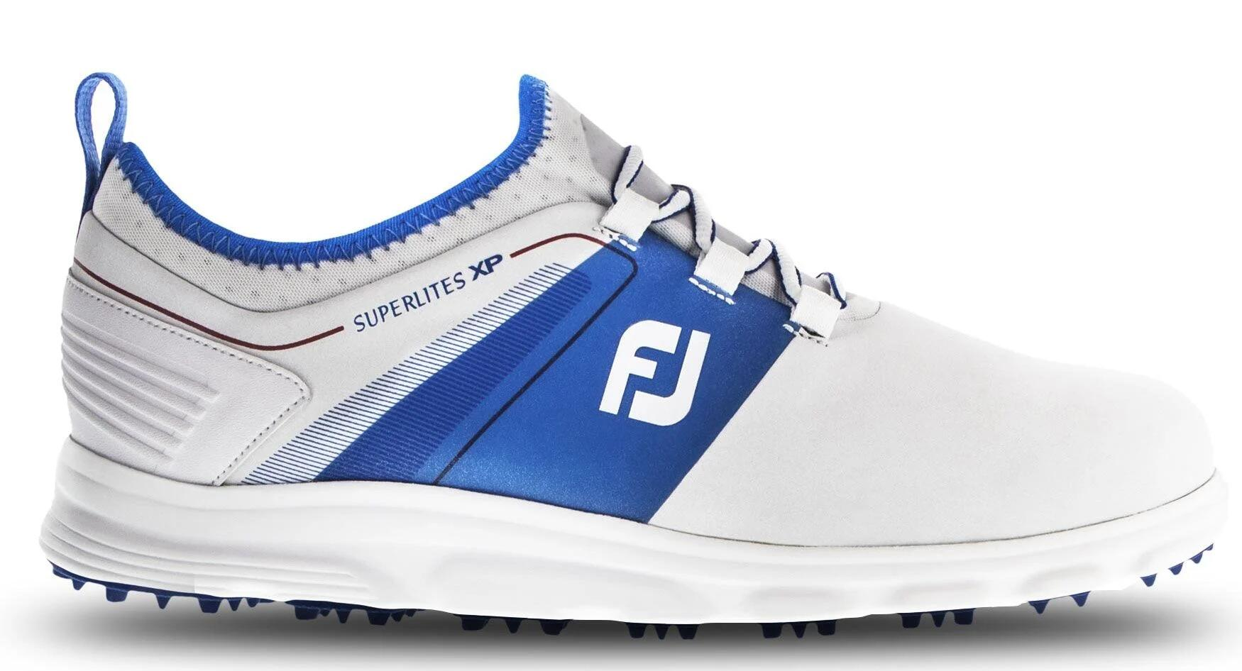 Footjoy Superlites XP Golf Shoes White