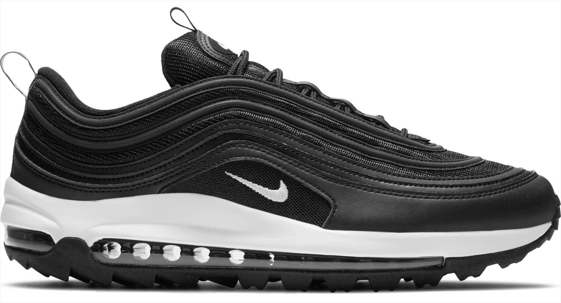 air max 97 black white and grey