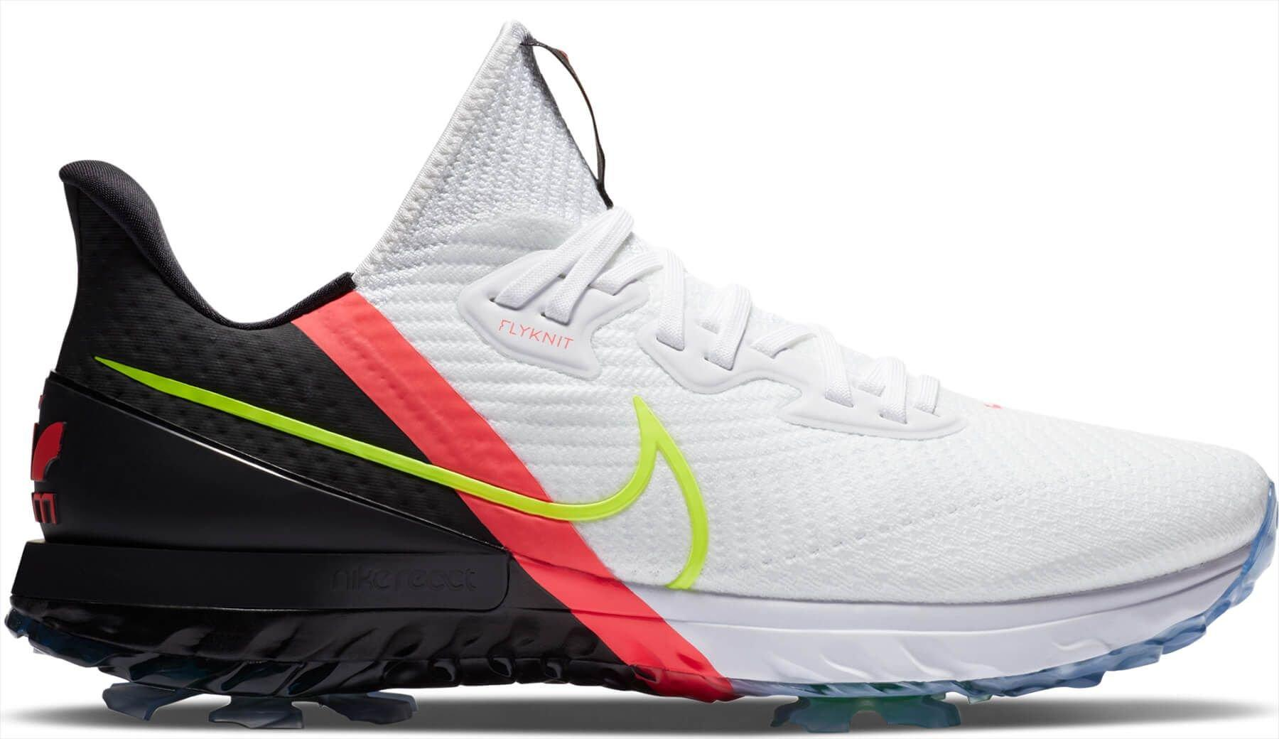 cordless scan Ambiguous  Nike Air Zoom Infinity Tour Golf Shoes 2020 White/Volt/Black/Flash Crimson  - Carl's Golfland