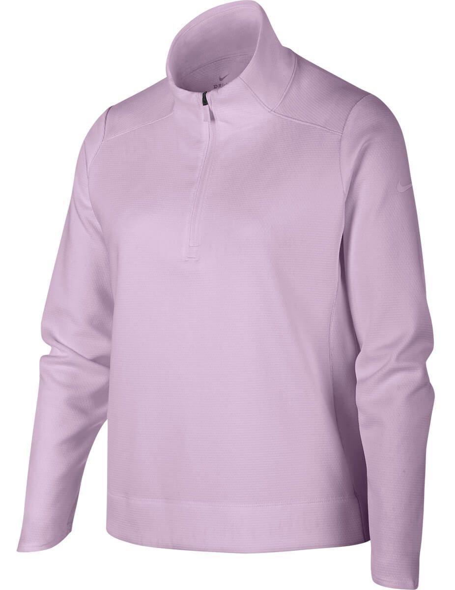 delincuencia Suposición Amargura  Nike Girls Junior Dri-Fit 1/2 Zip Golf Pullover - Carl's Golfland