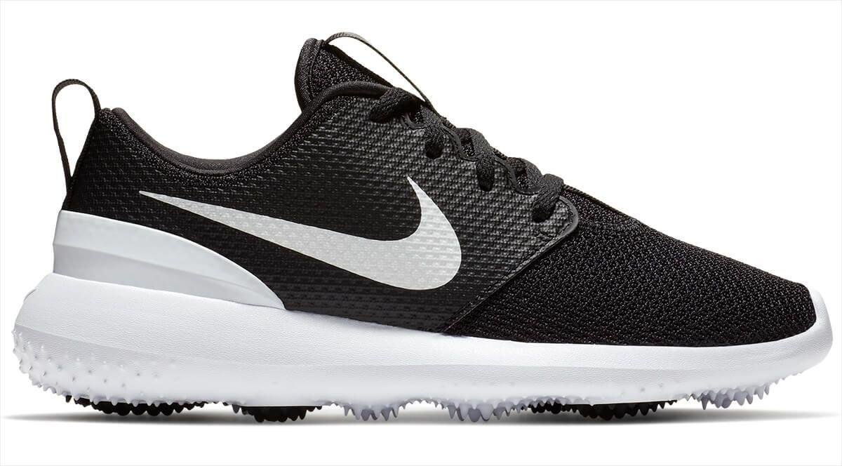Nike Junior Roshe G Golf Shoes Black