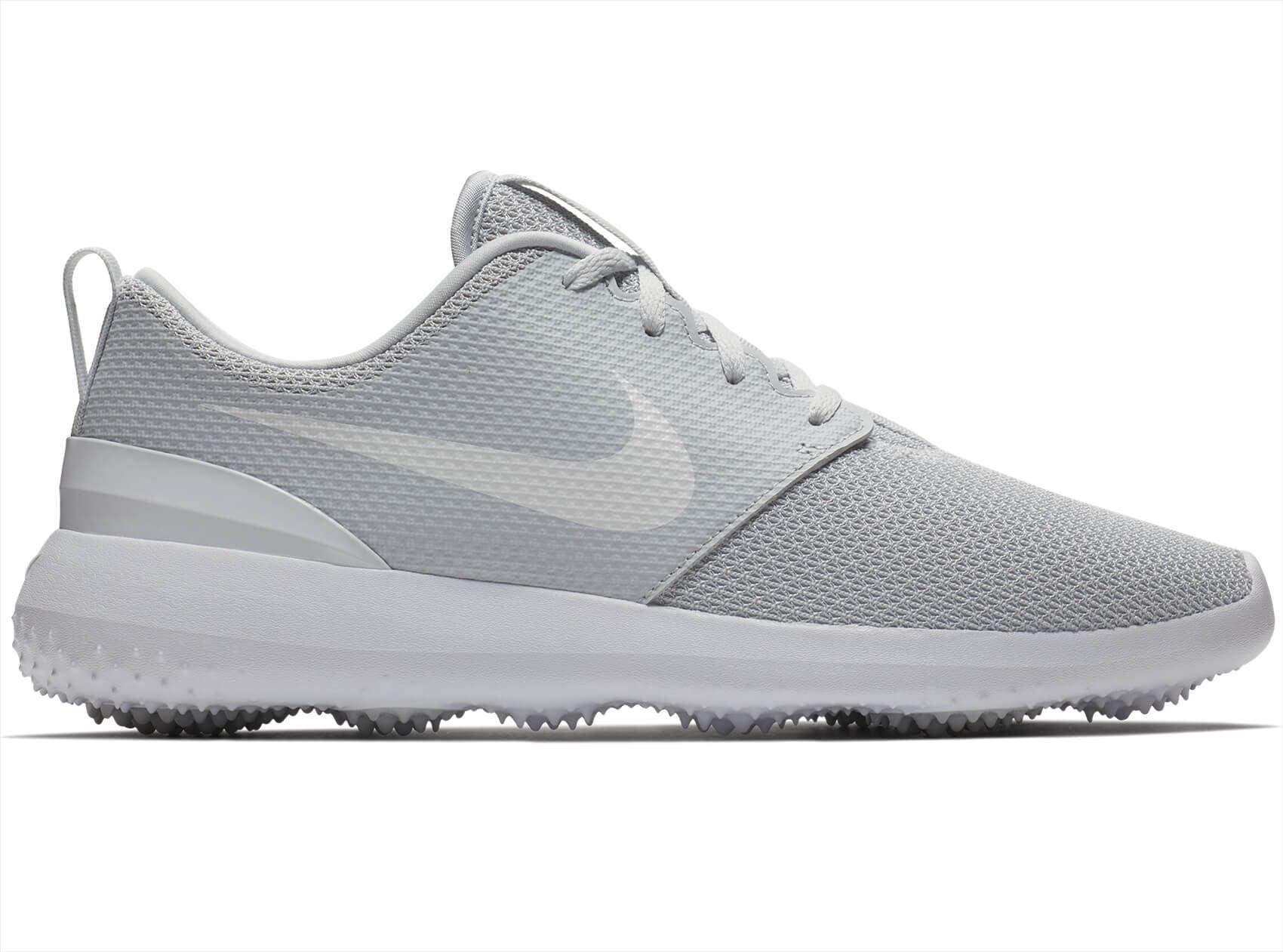 Nike Roshe G Golf Shoes Platinum White Carl S Golfland