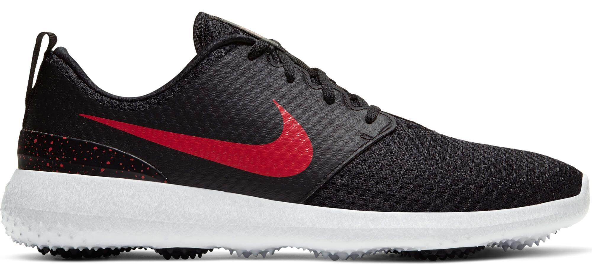 Ir a caminar enviar Frágil  Nike Roshe G Golf Shoes Black/University Red/White - Carl's Golfland