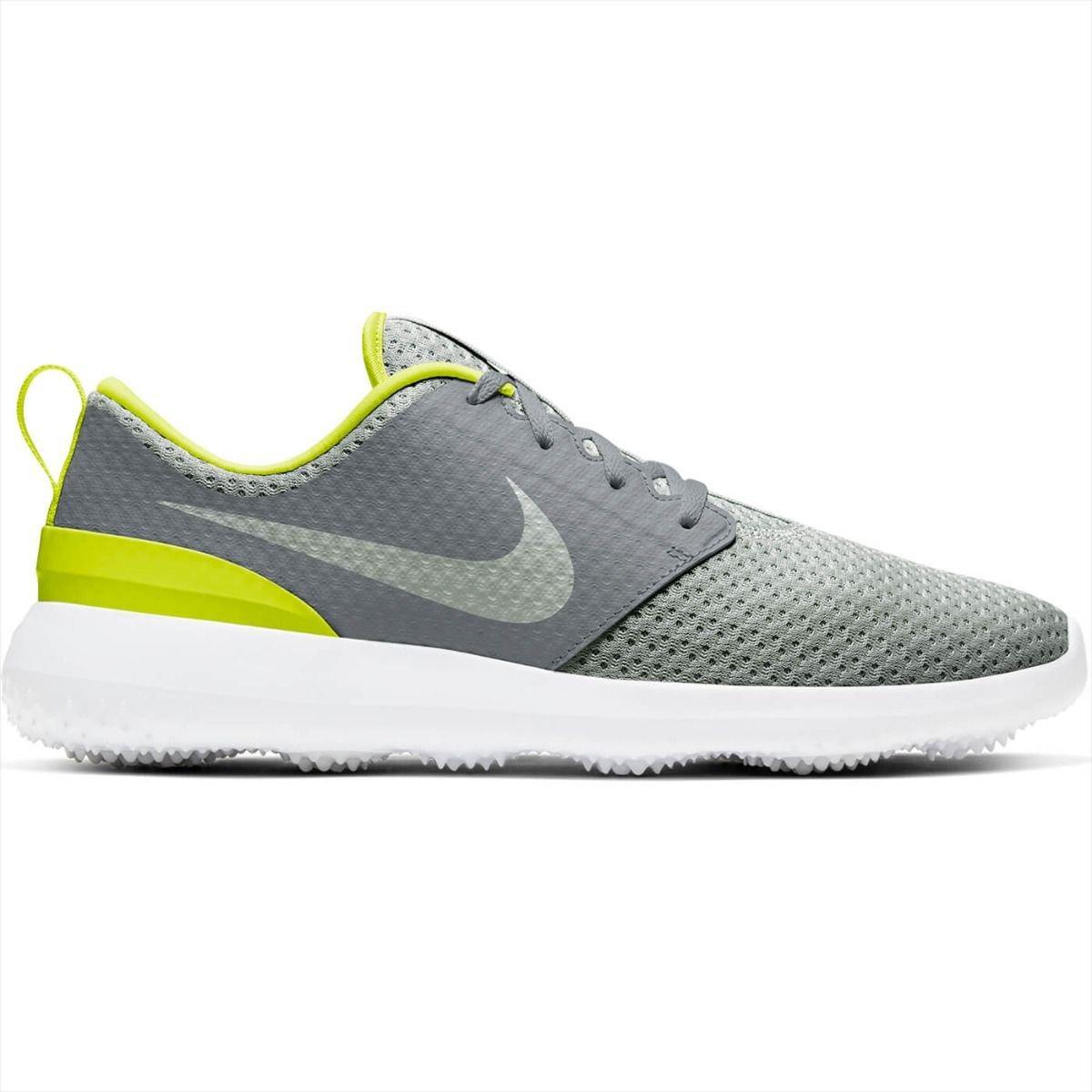 líder víctima desayuno  Nike Roshe G Golf Shoes 2020 Smoke Grey/White/Lemon Venom/Grey Fog - Carl's  Golfland