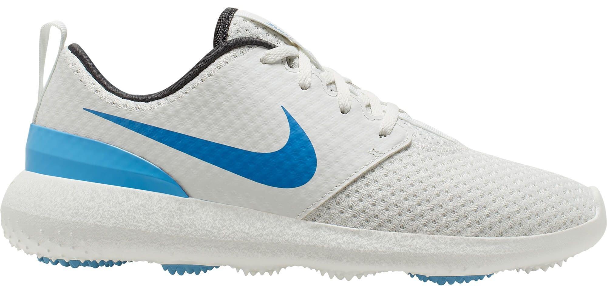 reinado procedimiento laberinto  Nike Roshe G Golf Shoes 2020 Summit White/University Blue/Anthracite -  Carl's Golfland
