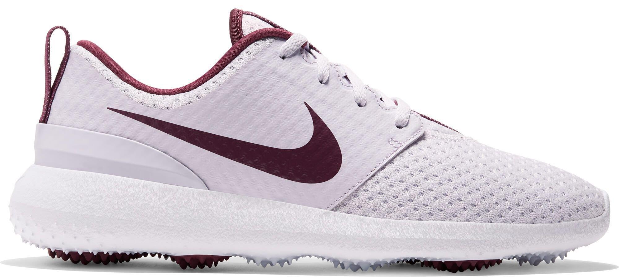 Café Procesando lector  Nike Women's Roshe G Golf Shoes 2020 Barely Grape/Villain Red/White -  Carl's Golfland