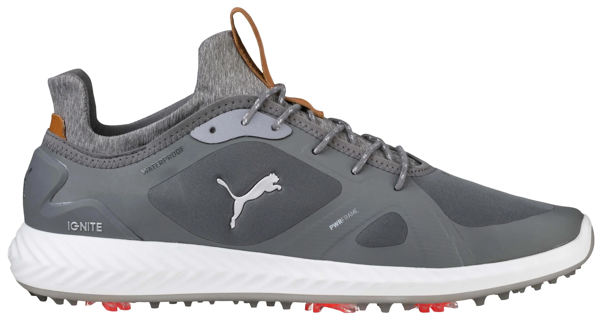 Puma Ignite Pwradapt Golf Shoes Quiet Shade On Sale Carl S Golfland