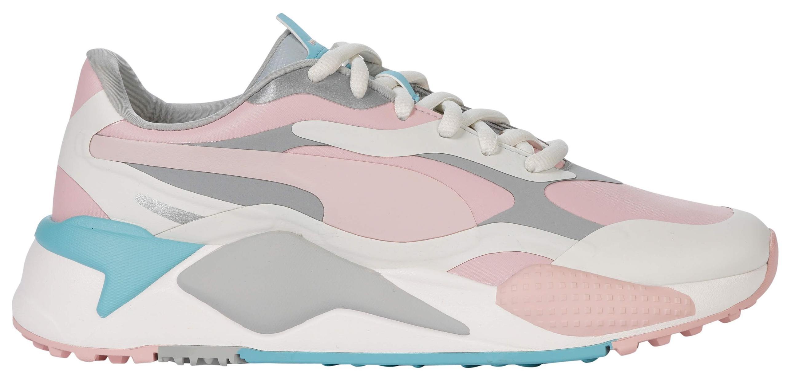 Puma Women S Rs G Golf Shoes 2020 Peachskin High Rise Milky Blue Carl S Golfland
