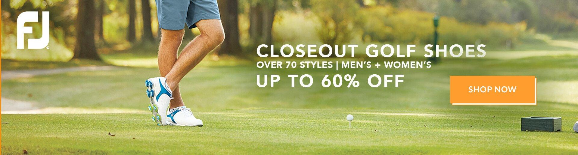 FootJoy Closeout Golf Shoes