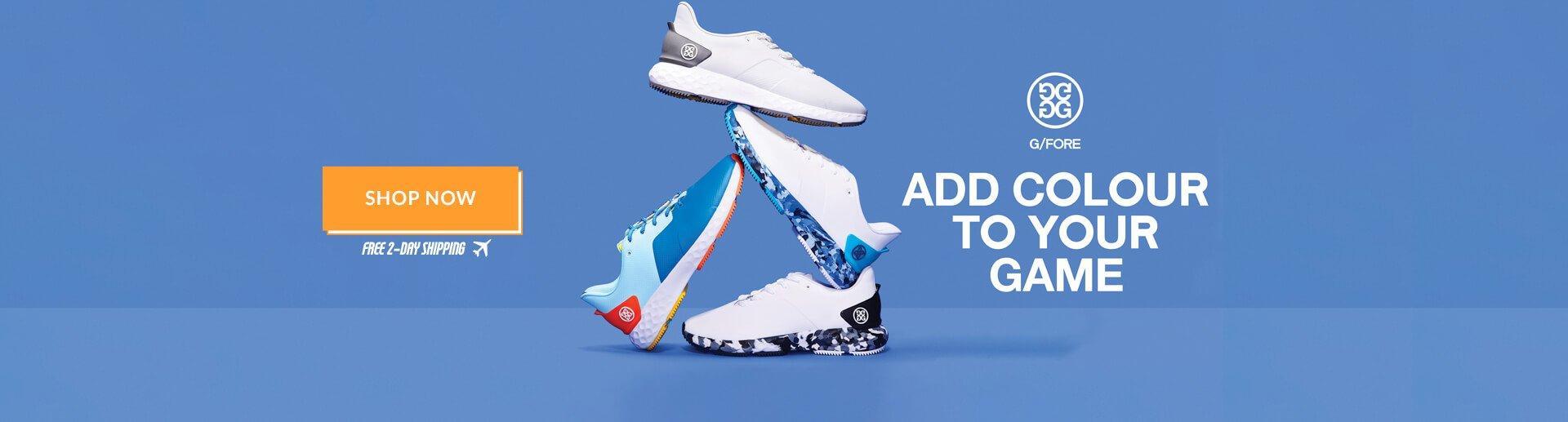 GFORE 2021 Footwear