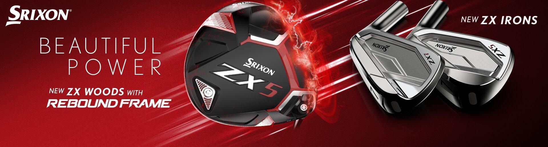 Srixon ZX Family