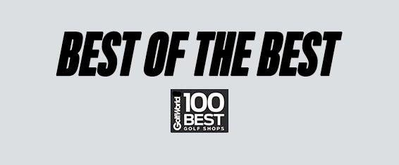 Golf World Best of the Best Golf Shops