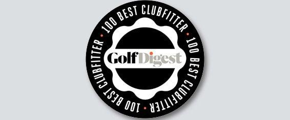 Golf Digest Top 100 Fitter