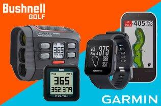 Garmin & Bushnell Holiday Savings