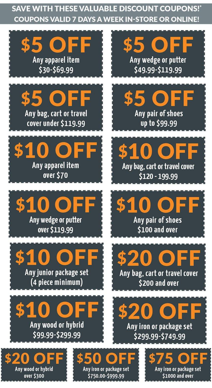 2021 Demo Day Coupons
