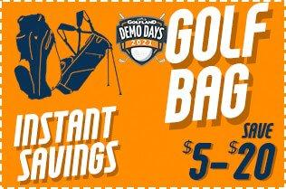 Demo Day Bag Instant Savings
