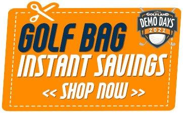 Golf Bag Demo Day Instant Savings