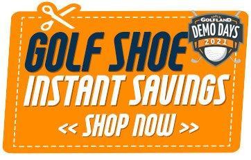 Golf Shoe Demo Day Instant Savings