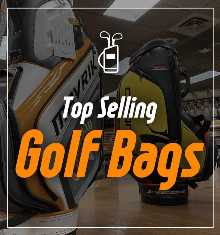 Top Selling Golf Bags